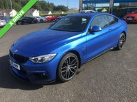 USED 2015 15 BMW 4 SERIES 420d M Sport xDrive 2dr Low Miles X-Drive