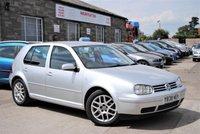 2001 VOLKSWAGEN GOLF 1.8 GTI 5d 148 BHP £2475.00