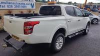 USED 2015 65 MITSUBISHI L200 DI-D Titan Double Cab 4WD 4dr NEW MODEL