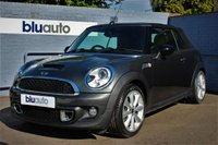 USED 2012 12 MINI CONVERTIBLE 1.6 COOPER S 2d AUTO 184 BHP Full Mini History (5 Services), Satellite Navigation, Lounge Leather, Heated Seats, Climate Control, DAB Radio, Parking Sensors, Bluetooth, Auto Lights/Wipers