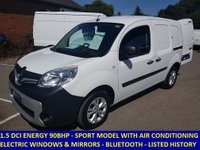 2014 RENAULT KANGOO ML19 SPORT ENERGY DCI 90 WITH AIR CON £5295.00