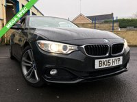 USED 2015 15 BMW 4 SERIES 2.0 420d Sport 2dr 1 owner with full history