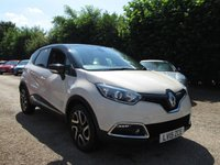USED 2015 15 RENAULT CAPTUR 0.9 DYNAMIQUE S MEDIANAV ENERGY TCE S/S 5d 90 BHP 1 OWNER FROM NEW - 64 MPG EXTRA