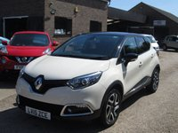 USED 2015 15 RENAULT CAPTUR 0.9 DYNAMIQUE S MEDIANAV ENERGY TCE S/S 5d 90 BHP KEY-LESS ENTRY AND START UP