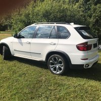 USED 2011 11 BMW X5 LEFT HAND DRIVE 35i SE AUTO WHITE