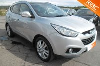 USED 2011 B HYUNDAI IX35 2.0 PREMIUM CRDI 4WD 5d 134 BHP VIEW AND RESERVE ONLINE OR CALL 01527-853940 FOR MORE INFO.