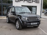 2014 LAND ROVER DISCOVERY 4 Sdv6 XXV 5Dr Aut £36890.00