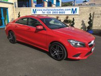 USED 2014 64 MERCEDES-BENZ CLA CLA200 CDI Sport 4dr 1 Company owner