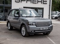 2012 LAND ROVER RANGE ROVER 4.4 TDV8 WESTMINSTER 5d AUTO 313 BHP £25890.00