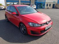 USED 2014 14 VOLKSWAGEN GOLF TDI GTD DSG 3dr Immaculate car inside and out