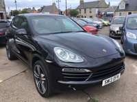 USED 2013 13 PORSCHE CAYENNE 3.0 D V6 TIPTRONIC 5d AUTO 245 BHP FULLY LOADED WITH MANY EXTRAS