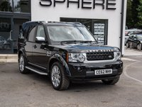 2012 LAND ROVER DISCOVERY 3.0 SDV6 HSE LUXURY 5d AUTO 255 BHP £29890.00
