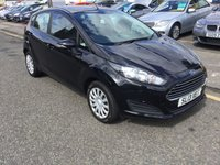 2013 FORD FIESTA STYLE 1.5D £6200.00