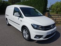 2016 VOLKSWAGEN CADDY MAXI C20 HIGHLINE 2.0 TDI 150 BHP £11995.00