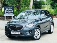 USED 2013 MAZDA CX-5 2.2 D SPORT 5d 148 BHP Full leather, Heated seats, Reverse camera