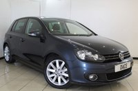 USED 2010 10 VOLKSWAGEN GOLF 2.0 GT TDI 5DR 138 BHP SERVICE HISTORY + CRUISE CONTROL + MULTI FUNCTION WHEEL + AIR CONDITIONING + RADIO/CD + ELECTRIC WINDOWS + 17 INCH ALLOY WHEELS