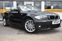 2011 BMW 1 SERIES 2.0 118I M SPORT 2d 141 BHP £9999.00