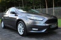 2015 FORD FOCUS 1.6 ZETEC 5d AUTO 124 BHP £8500.00