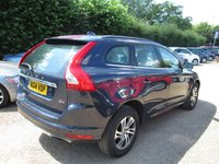 USED 2014 14 VOLVO XC60 2.0 D4 SE 5d 178 BHP ONLY £30 FOR 12 MONTH ROAD TAX