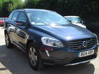 USED 2014 14 VOLVO XC60 2.0 D4 SE 5d 178 BHP BUY NOW - PAY 2019  WITH MOTONOVO