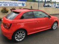 USED 2015 15 AUDI A1 TDI S line (s/s) 3dr Just done 38000mls