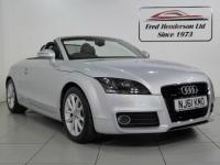 USED 2011 61 AUDI TT 2.0 TD Sport Roadster 2dr One owner - Cabriolet