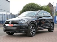 2013 VOLKSWAGEN TOUAREG 3.0 V6 R-LINE TDI BLUEMOTION TECHNOLOGY 5d AUTO  £SOLD