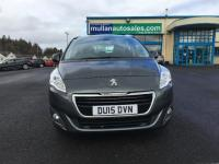 USED 2015 15 PEUGEOT 5008 HDi Active 5dr 1 company owner from new