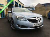 USED 2014 14 VAUXHALL INSIGNIA CDTi SRi 5dr Full dealer service history