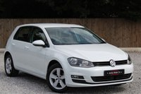 USED 2014 64 VOLKSWAGEN GOLF 1.6 MATCH TDI BLUEMOTION TECHNOLOGY 5d 103 BHP MODE SELECT.