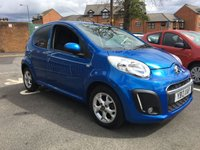 USED 2013 13 CITROEN C1 1.0 VTR PLUS 5d 67 BHP CHEAP TO RUN WITH LOW CO2 EMISSIONS, £0 TAX, EXCELLENT FUEL ECONOMY AND LOW INSURANCE!..EXCELLENT SPECIFICATION WITH AIR CONDITIONING, ALLOY WHEELS, AUXILLIARY AND USB! FULL CITROEN SERVICE HISTORY WITH 5907 MILES FROM NEW!