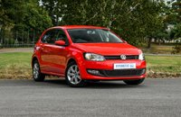USED 2014 63 VOLKSWAGEN POLO 1.2 MATCH EDITION 5d One Former Keeper | FVWSH