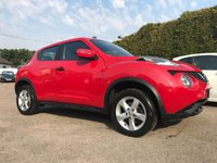 2016 NISSAN JUKE 1.5 DCi  VISIA  5d  WITH AIR CONDITIONING AND ALLOY WHEELS  £7500.00