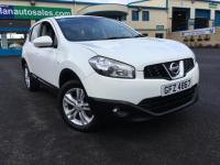 USED 2011 NISSAN QASHQAI dCi Acenta 2WD 5dr Great Value Car!