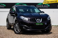 USED 2011 61 NISSAN QASHQAI 2.0 TEKNA DCI 4WD 5d 148 BHP £0 DEPOSIT FINANCE AVAILABLE, AIR CONDITIONING, AUX/CD/RADIO, BLUETOOTH CONNECTIVITY, CLIMATE CONTROL, CRUISE CONTROL, FULL LEATHER UPHOLSTERY, HEATED SEATS, PANORAMIC ROOF, REVERSE CAMERA, STEERING WHEEL CONTROLS