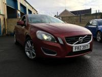USED 2010 VOLVO S60  D3 SE Lux 4dr Great Value Ca