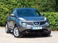 2012 NISSAN JUKE 1.6 TEKNA 5d AUTO 117 BHP £7870.00