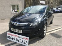 USED 2015 15 VAUXHALL CORSA 1.2 DESIGN AC 5d 83 BHP *STUNNING**F.S.H**5 DOOR**LADY OWNED**LOW MILEAGE*