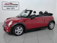 USED 2008 08 MINI CONVERTIBLE 1.6 One 2dr Absolutely stunning example.