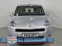 USED 2012 12 PEUGEOT PARTNER 1.6 HDi Tepee S EGC (s/s) 5dr Only one owner - Automatic