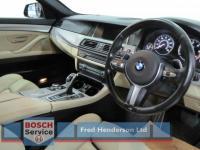 USED 2014 14 BMW 5 SERIES 3.0 530d M Sport Touring 5dr VAT Qualifying