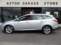 USED 2013 62 FORD FOCUS 1.6 ZETEC ECONETIC TDCI ESTATE 104 BHP **F/S/H * 1 OWNER** ** FULL SERVICE HISTORY **