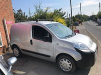 USED 2013 63 CITROEN NEMO 1.2 660 ENTERPRISE HDI 1d 74 BHP NO VAT Low miles. No VAT. Delivery possible