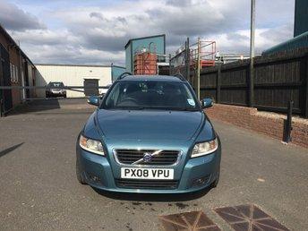 2008 VOLVO V50 2.0 SE D 5d 135 BHP £3995.00