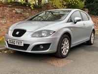 2010 SEAT LEON 2.0 SE TDI DSG 5d AUTO 138 BHP £5390.00