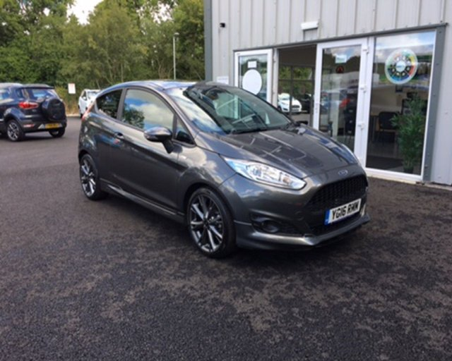 2016 16 FORD FIESTA 1.0 ST-LINE ECOBOOST (125ps) 3d