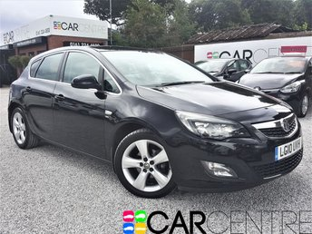 View our 2010 10 VAUXHALL ASTRA 1.6 SRI 5d AUTO 113 BHP