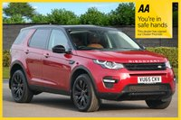 USED 2015 65 LAND ROVER DISCOVERY SPORT 2.2 SD4 HSE LUXURY 5d AUTO 190 ONE OWNER Just Been Serviced By Likes Land Rover