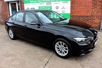 2014 BMW 3 SERIES 2.0 320D EFFICIENTDYNAMICS BUSINESS 4d 161 BHP £8999.00