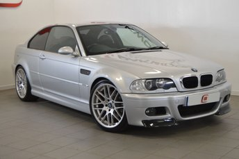 2003 BMW M3 3.2 SMG 340BHP